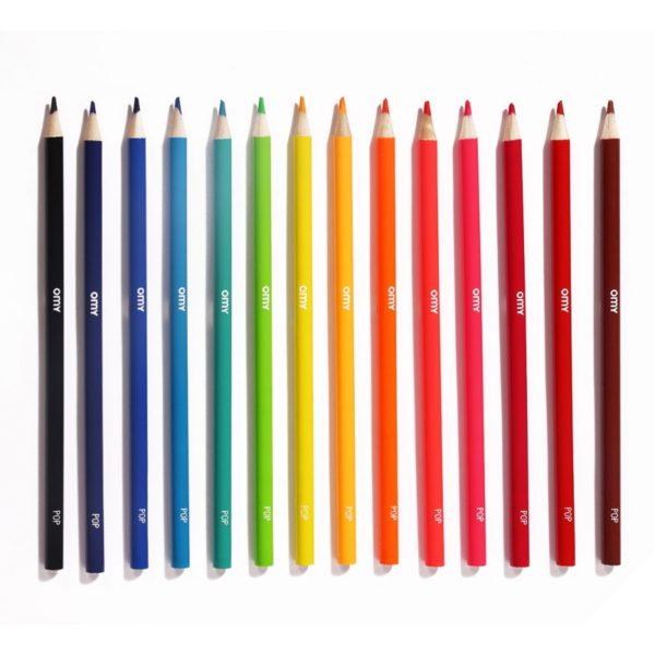 Crayons pop – crayons de couleur