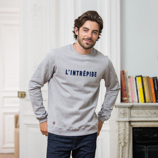 Sweat shirt Le Barthe L'intrépide