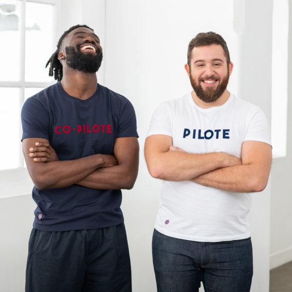 Le T-shirt PILOTE