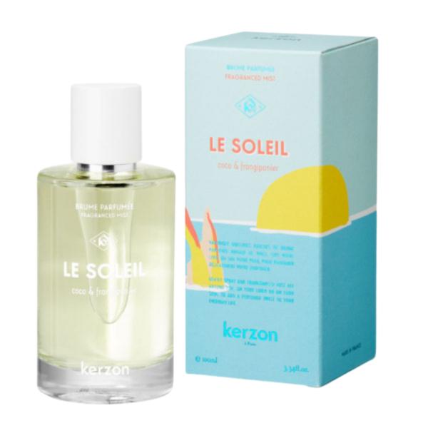Brume parfumée Le Soleil