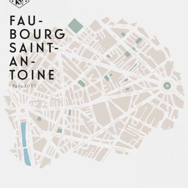 Brume Faubourg Saint Antoine
