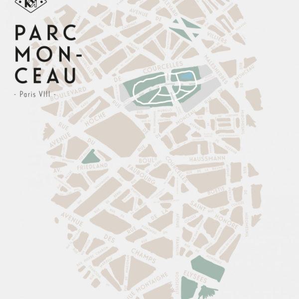 Brume Parc Monceau