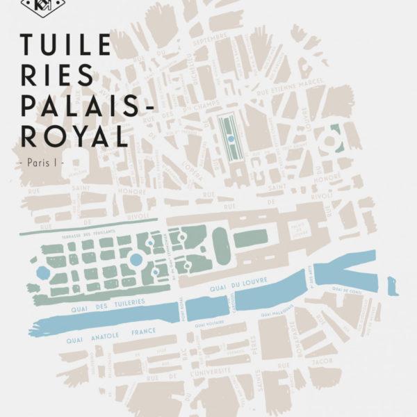 Brume Tuileries Palais Royal