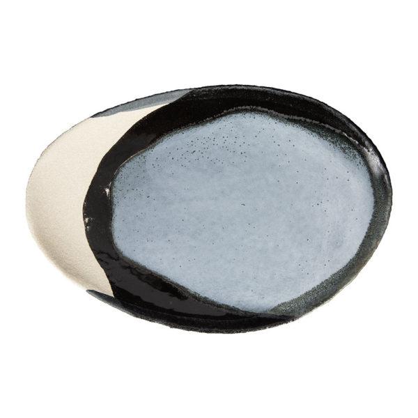 Wabi – Plat ovale