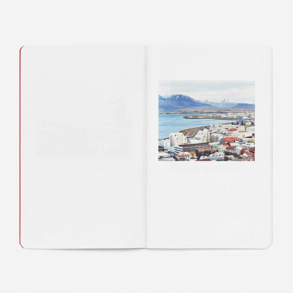 Portrait de villes, Reykjavik