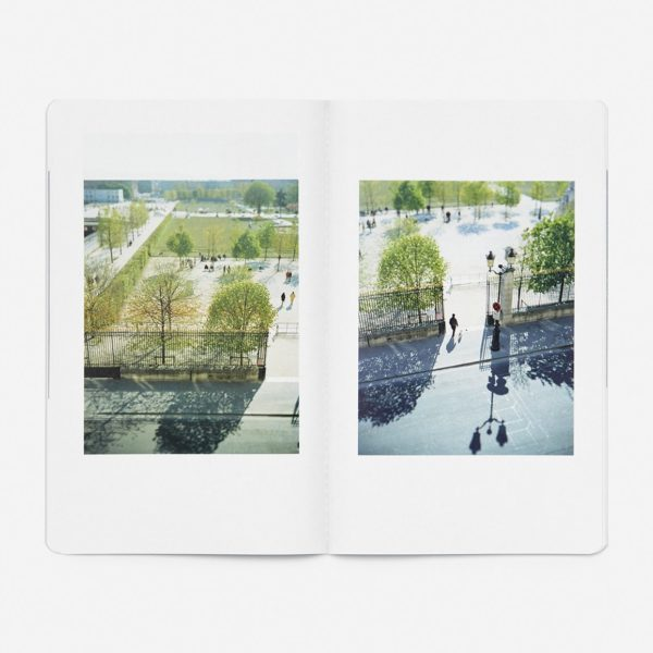 Portrait de villes, Paris